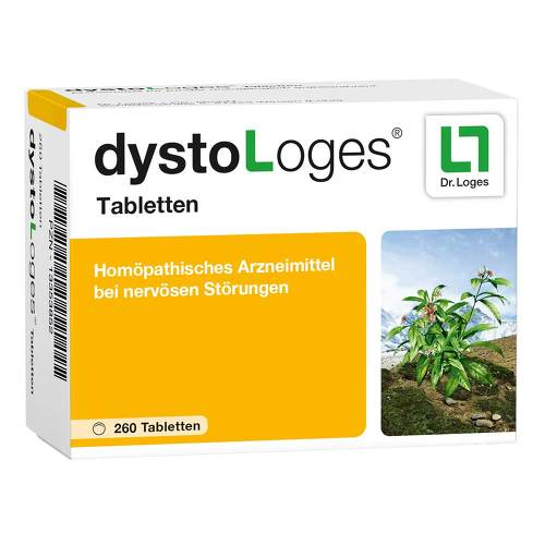 DystoLoges Tabletten - 1