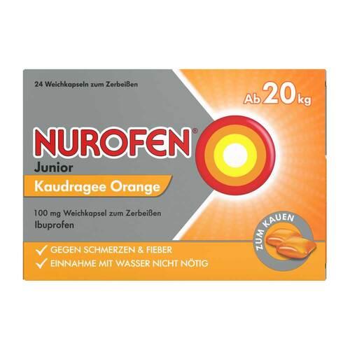 Nurofen Junior Kaudragee Orange 100 mg - 2