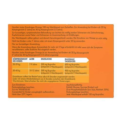 Nurofen Junior Kaudragee Orange 100 mg - 3