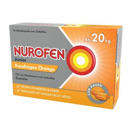 Nurofen Junior Kaudragee Orange 100 mg - 4