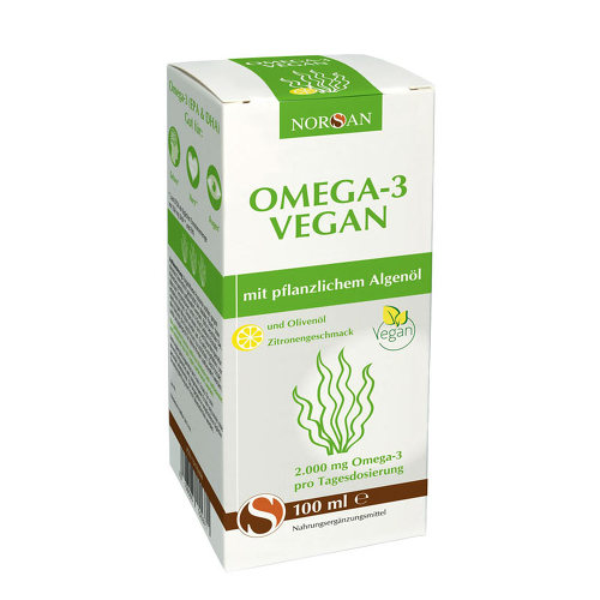Norsan Omega-3 vegan flüssig - 2