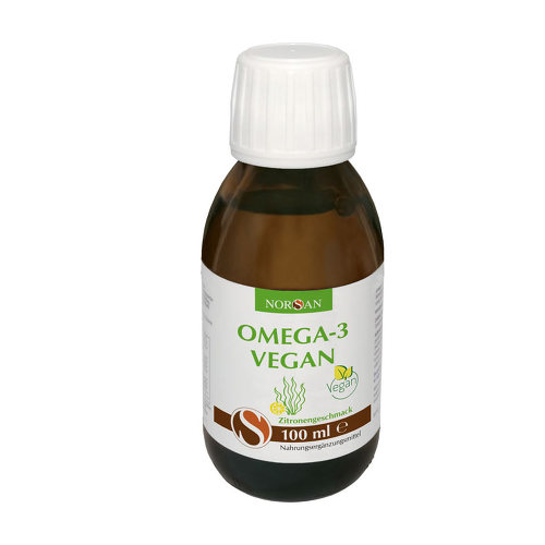 Norsan Omega-3 vegan flüssig - 3