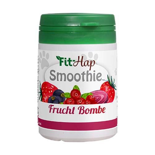 Smoothie Fruchtbombe Pulver für Hunde - 1