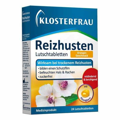 Klosterfrau Reizhusten Lutschtabletten - 1