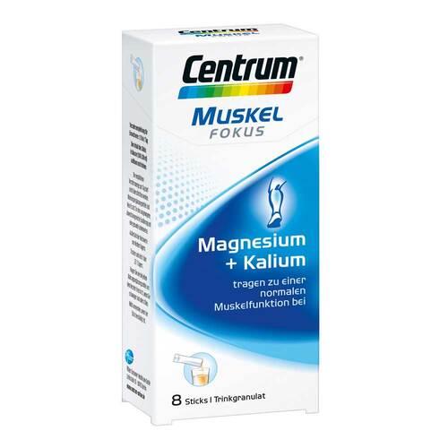 Centrum Muskel Fokus Magnesium + Kalium Sticks - 1