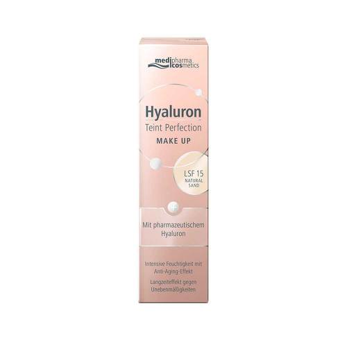 Hyaluron Teint Perfection Make-up natural sand - 2