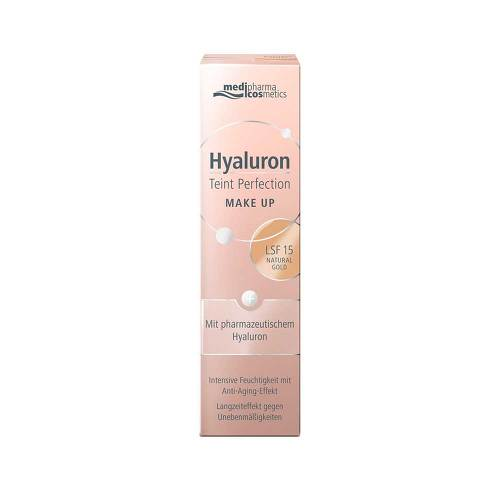 Hyaluron Teint Perfection Make-up natural gold - 2
