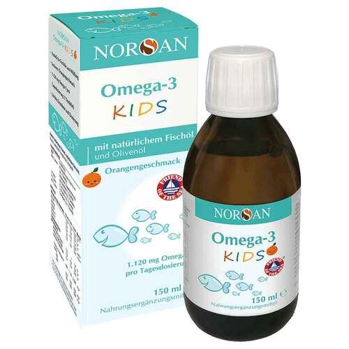 Norsan Omega-3 Kids flüssig - 1