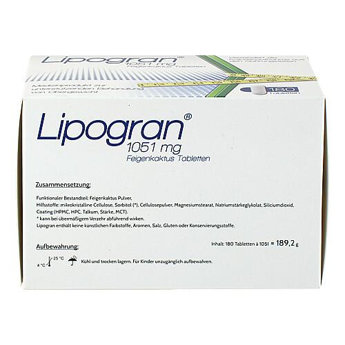 Lipogran Tabletten - 3