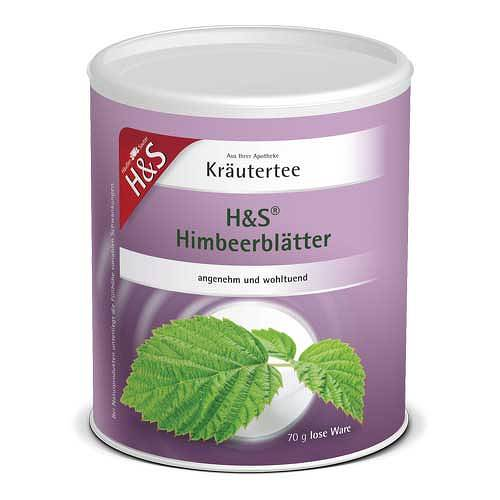 H&S Himbeerblätter loser Tee - 1
