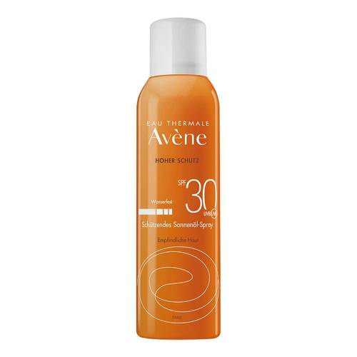 Avene Sunsitive schützendes Sonnenöl-Spray SPF 30 - 1