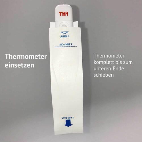 Domotherm Schutzhüllen für digital Fieberthermometer ohne Gl. - 2