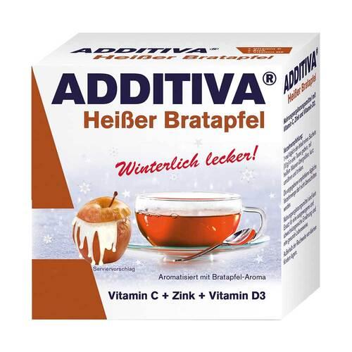 Additiva heißer Bratapfel Pulver - 1