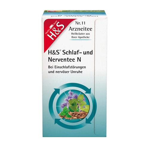 H&S Schlaf- und Nerventee N Filterbeutel - 2
