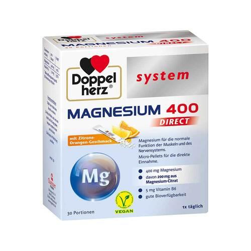 Doppelherz system Magnesium 400 Direct Pellets - 1