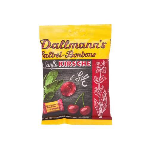 Dallmann`s Salbei Kirsch Bonbons - 1