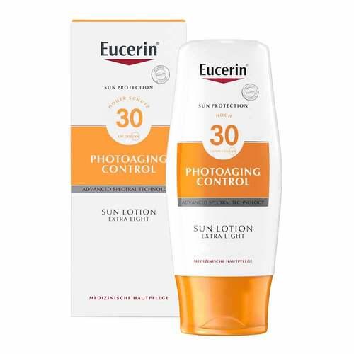Eucerin Sun Lotion Photoaging Control LSF 30 - 1