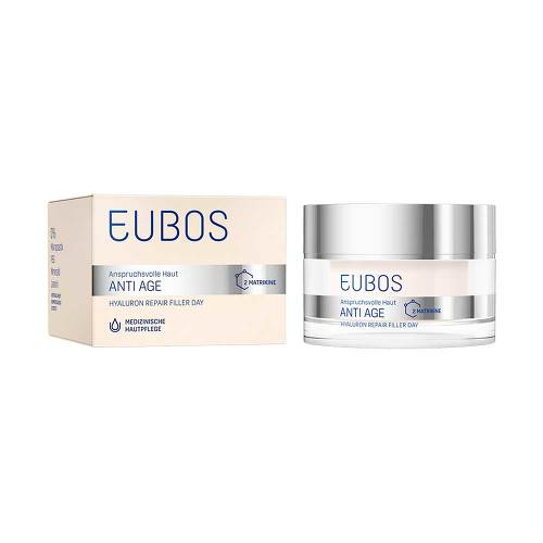 Eubos Hyaluron Repair Filler Day Creme - 1