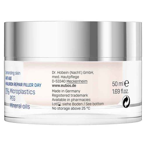 Eubos Hyaluron Repair Filler Day Creme - 3