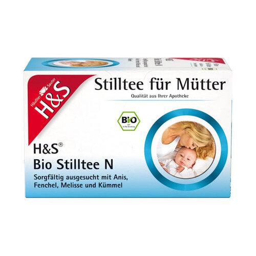 H&S Bio Stilltee N Filterbeutel - 1