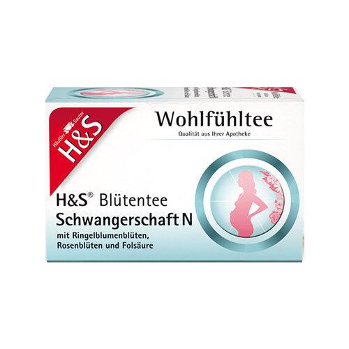 H&S Schwangerschaft Blütentee N Filterbeutel - 2