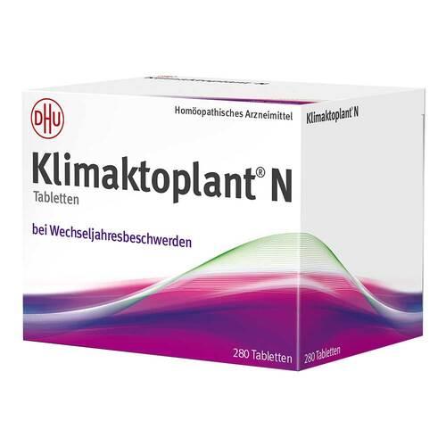 DHU Klimaktoplant N Tabletten - 1