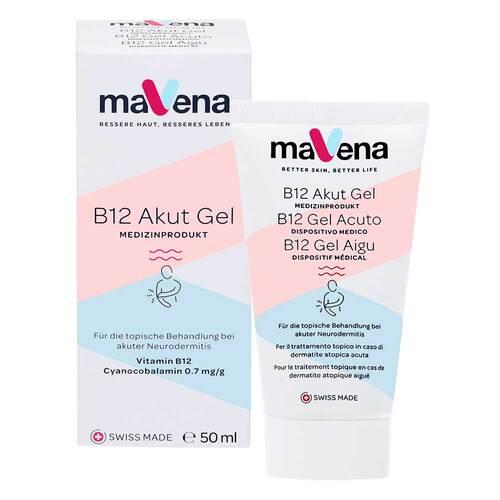 Mavena B12 Akut Gel - 1