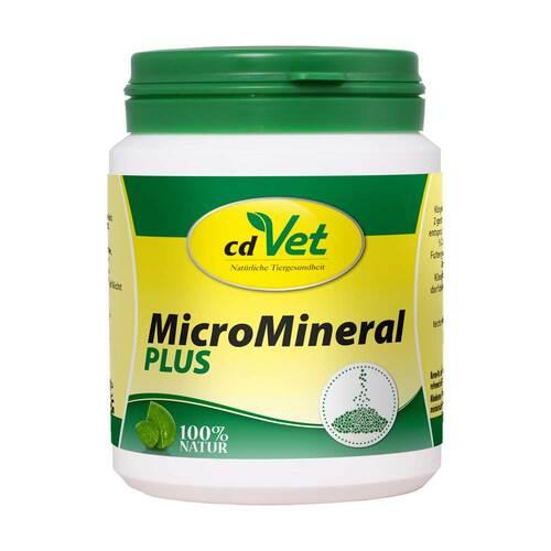 Micromineral plus Pulver für Hunde & Katzen - 1