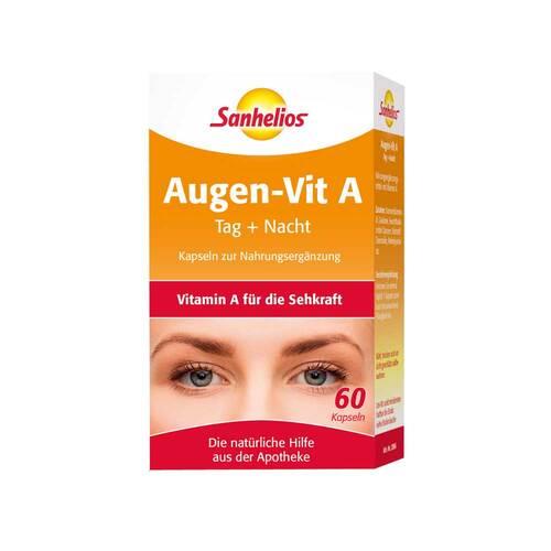 Sanhelios Augen-Vit A Kapseln - 1