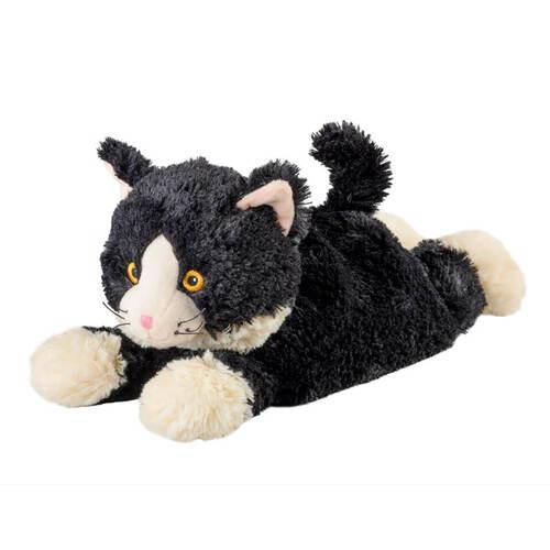 Warmies Katze liegend - 1