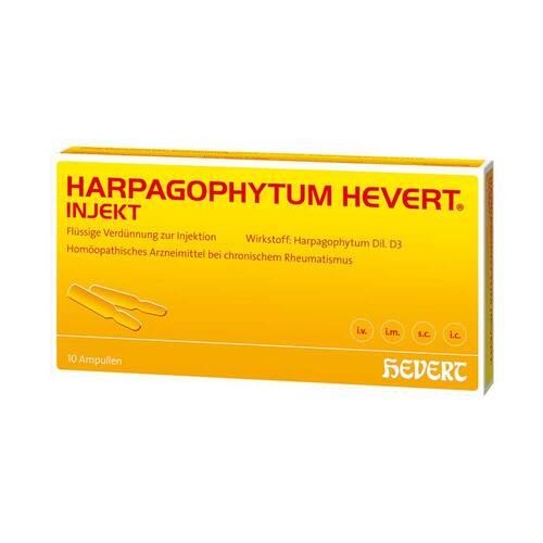 Harpagophytum Hevert injekt Ampullen - 1