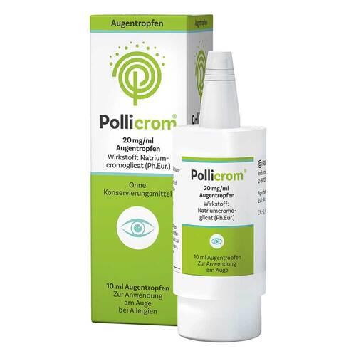 Pollicrom 20 mg / ml Augentropfen - 1
