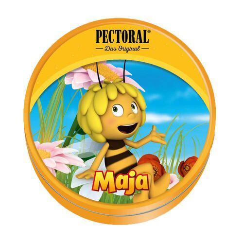 Pectoral für Kinder Bonbons Biene Maja Dose - 1