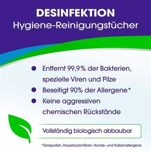 Sagrotan Hygiene-Reinigungstücher - 2