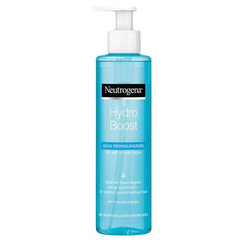 Neutrogena Hydro Boost Aqua Reinigungsgel - 1