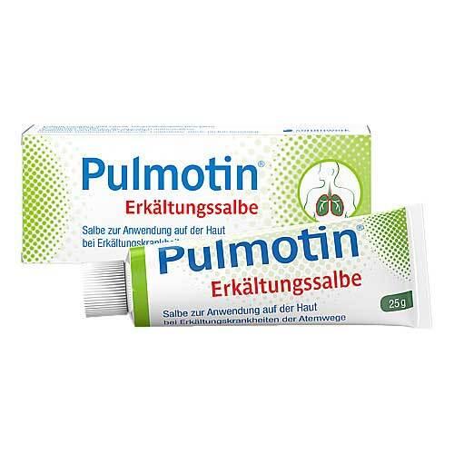 Pulmotin Erkältungssalbe - 1