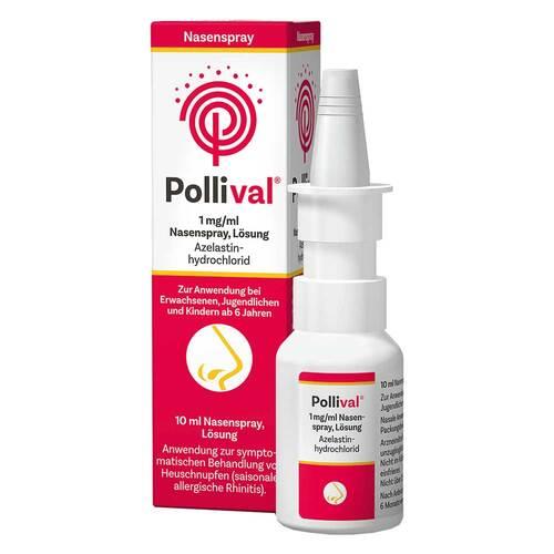 Pollival 1 mg / ml Nasenspray Lösung - 1