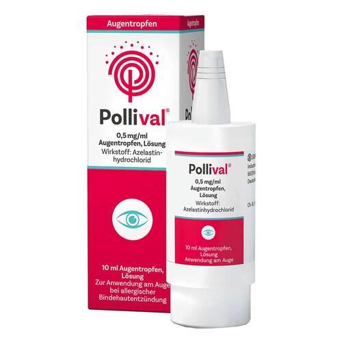 Pollival 0,5 mg / ml Augentropfen Lösung - 1