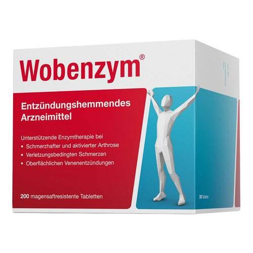 Wobenzym magensaftresistente Tabletten - 1