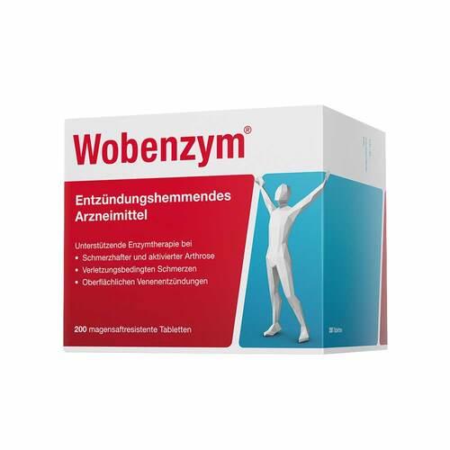 Wobenzym magensaftresistente Tabletten - 2