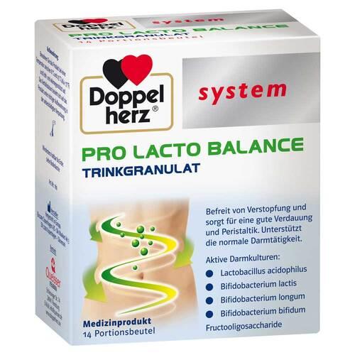 Doppelherz system Pro Lacto Balance Trinkgranulat - 1
