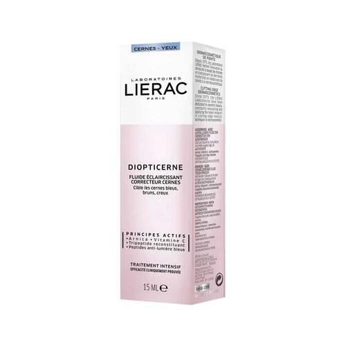 Lierac Diopticerne Creme bei Augenringen - 2