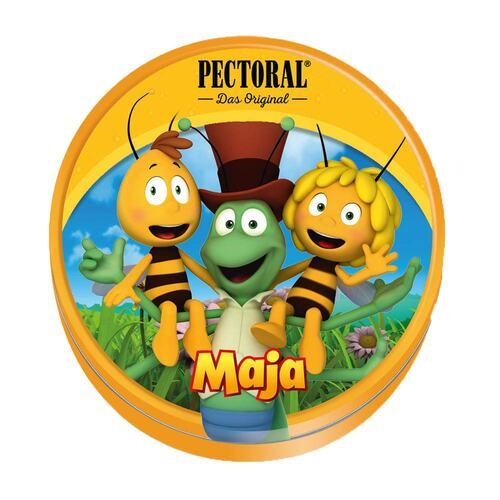 Pectoral für Kinder Bonbons Biene Maja & Flip Dose - 1
