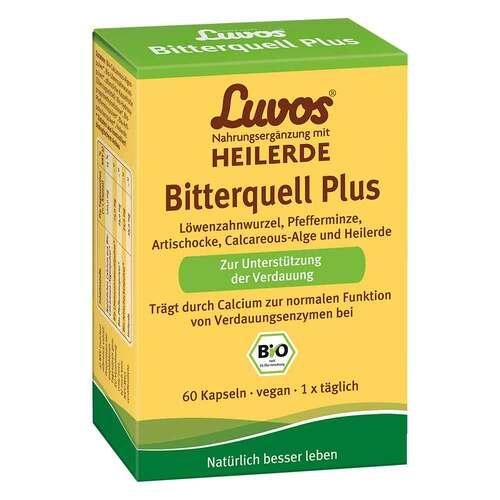 Luvos Heilerde Bio Bitterquell Plus Kapseln - 1