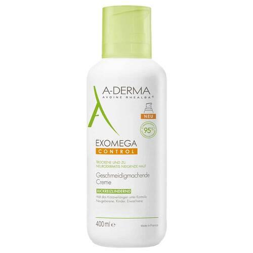 A-Derma Exomega Control geschmeidigmachende Creme - 1