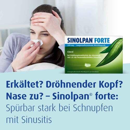 Sinolpan forte 200 mg magensaftresistent Weichkapseln - 2
