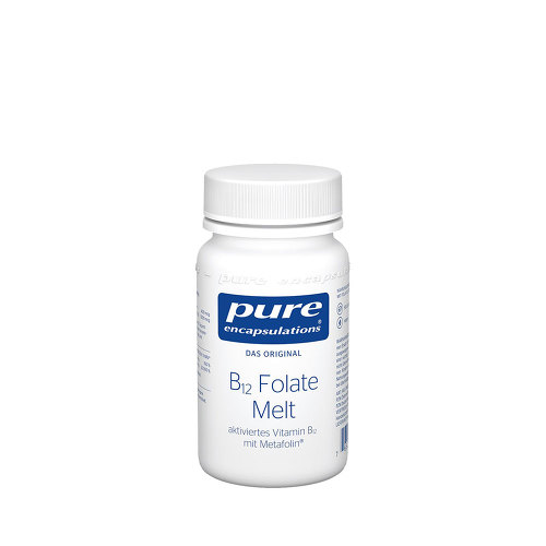 Pure Encapsulations B12 Folate melt Lutschtabletten  - 1