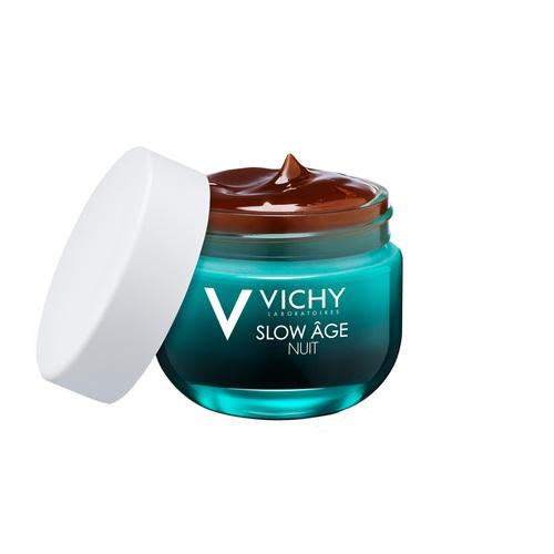 Vichy Slow Age Nacht Creme - 1