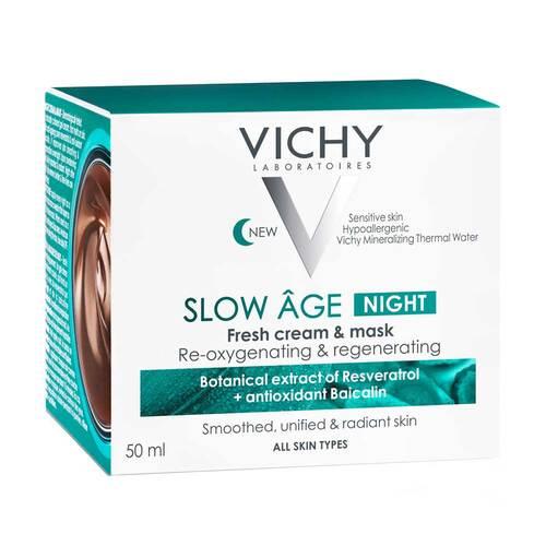 Vichy Slow Age Nacht Creme - 2