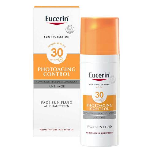 Eucerin Sun Fluid Photoaging Control LSF 30 - 1